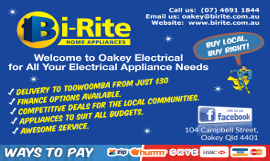 Oakey Electrical Bi-Rite