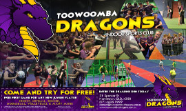 indoor sports toowoomba