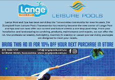 lange pools and spas